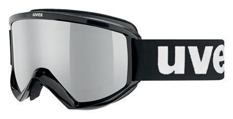 UVEX FIRE FLASH black/ltm silver/lgl S5505052026