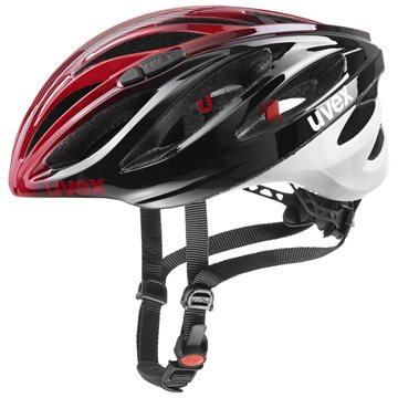 Produkt UVEX BOSS RACE, BLACK-RED 2020