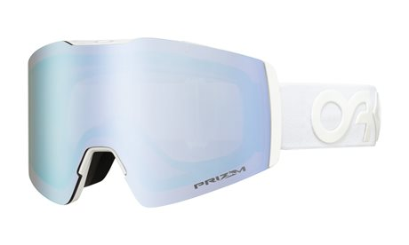 OAKLEY Fall Line XM Factory Pilot WhiteOut w/PRIZM Snow Sapphire Iridium 19/20