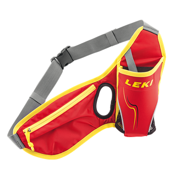 Produkt Leki Drinkbelt red-neonyellow