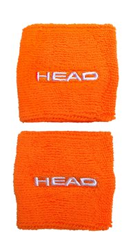 Produkt HEAD Wristband 2,5 Orange