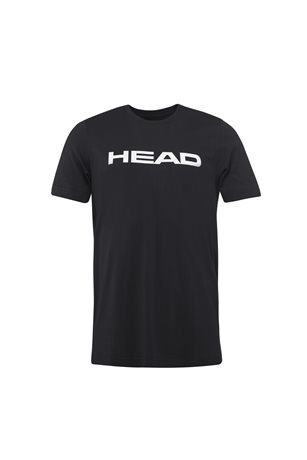 Head Ivan T-Shirt JR Black/White