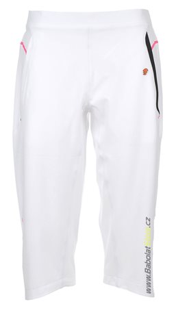 Babolat 3/4 Pant Women Performance White 2012/2013