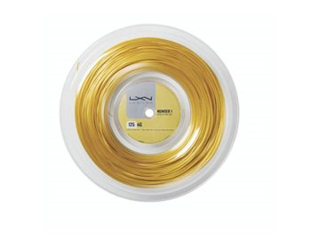 Produkt Luxilon 4G 200m 1,25 Reel Go Yellow