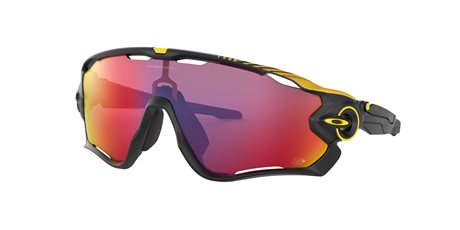 OAKLEY Jawbreaker Tour de France Matte Black w/PRIZM Road