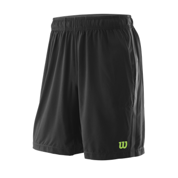 Produkt Wilson M UWII Woven 8 Short Black/Green
