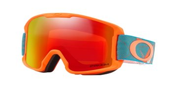 Produkt OAKLEY Line Miner Youth Prizmatic Caribean Sea Orange w/PRIZM Snow Torch Iridium 18/19