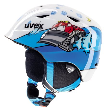 UVEX AIRWING 2, white caterpillar S566132410