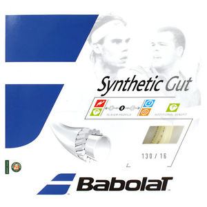 Babolat Synthetic gut 12m 1,25 Natur