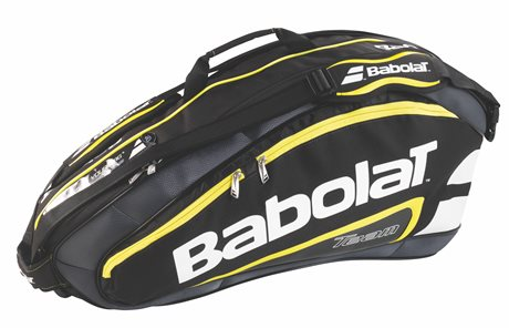 Babolat Team Line Racket Holder Yellow X6