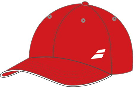 Babolat Cap Basic Red