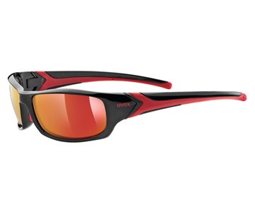 Produkt UVEX SPORTSTYLE 211, BLACK RED (2213) 2021