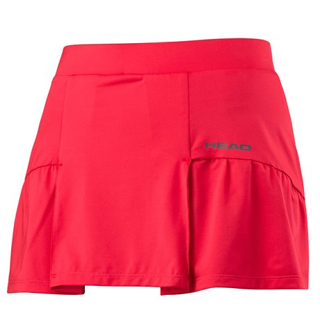 Head Club Basic Skort Girl Red