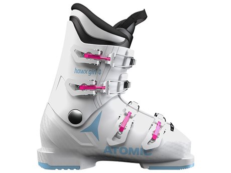 ATOMIC HAWX GIRL 4 White/Denim Blue 18/19