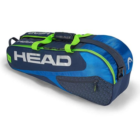 HEAD Elite 6R Combi Blue 2019