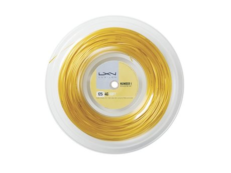 Luxilon 4G Soft 200m 1,25 Yellow