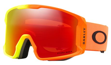 OAKLEY Line Miner Harmony Fade Colection w/PRIZM Snow Torch Iridium 18/19