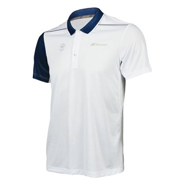 Produkt Babolat Performance Men Polo Wimbledon White 2018