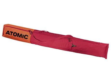 ATOMIC SKI BAG Red/Bright Red 18/19