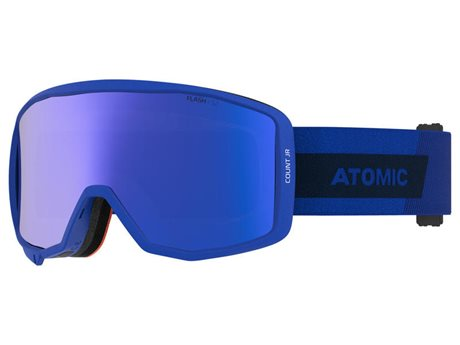 ATOMIC COUNT JR CYLINDRICAL Blue 20/21