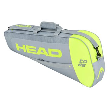 Produkt Head Core 3R Pro Grey/Neon Yellow 2021