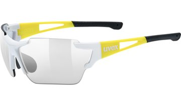 Produkt UVEX BRÝLE SPORTSTYLE 803 SMALL RACE VM, WHITE YELLOW