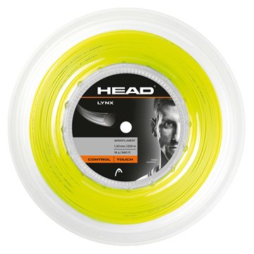 Produkt HEAD Lynx 200m 1,25 Yellow