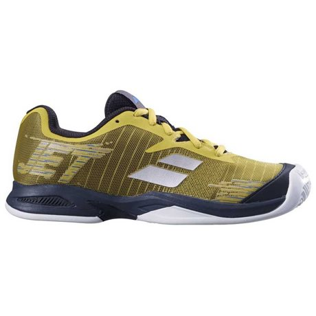 Babolat Jet Clay Junior Dark Yellow/Black