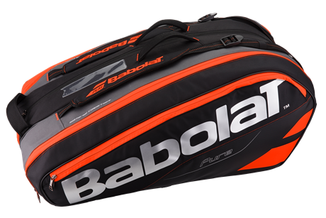 Babolat Pure Strike Racket Holder X12 Black 2017