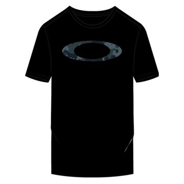 Produkt Oakley Camo Bubble Tee Blackout