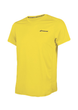 Produkt Babolat Flag Tee Boy Core Club Yellow
