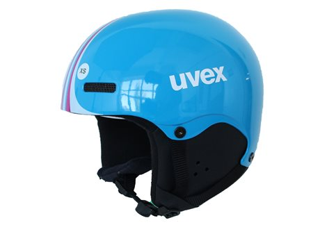 UVEX HLMT 5 JUNIOR RACE pink-cobalt S5661744001
