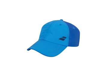 Produkt Babolat Basic Logo Cap Junior Blue Aster