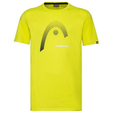 Produkt HEAD Club Carl T-Shirt Men Yellow