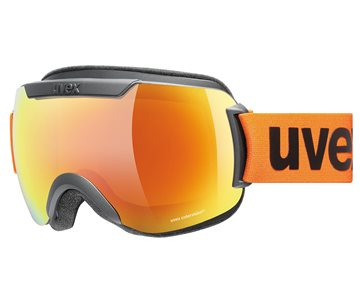 Produkt UVEX DOWNHILL 2000 CV black mat/mir orange colorvision orange S5501172630 20/21