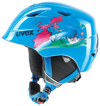 Produkt UVEX AIRWING 2 blue dragon S566132460 17/18