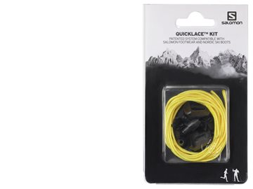 Produkt Salomon Quicklace Kit Yellow 326675