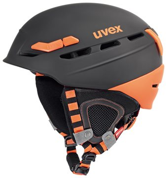 Produkt UVEX P.8000 TOUR, black-orange mat S566204280