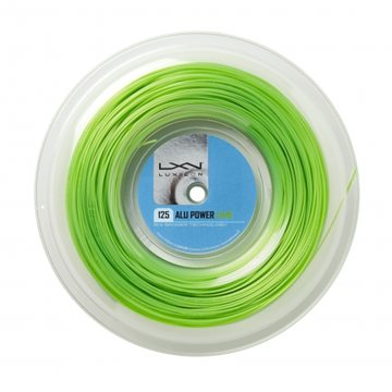 Produkt Luxilon Alu Power 200m 1,25 Reel Lime