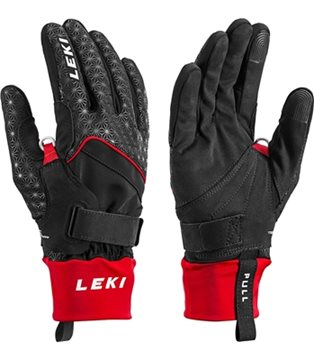 Produkt Leki Nordic Circuit Shark black-red 643913301 19/20