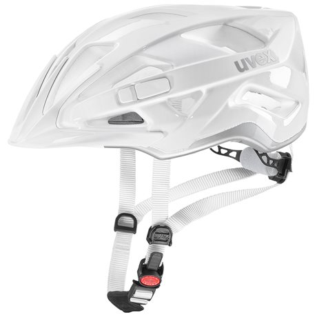 UVEX HELMA ACTIVE, WHITE SILVER 18/19
