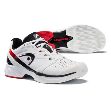 Produkt HEAD Sprint Pro 2.0 Clay Men White/Black 2018