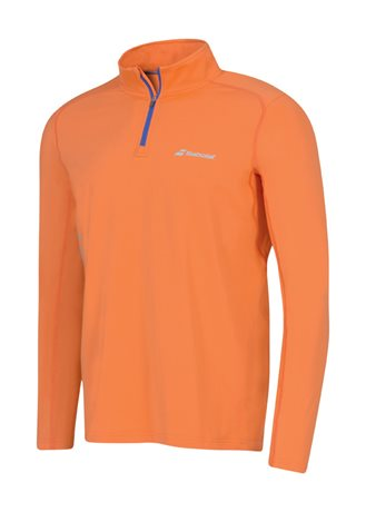 Babolat 1/2 Zip Men Core Orange 2016