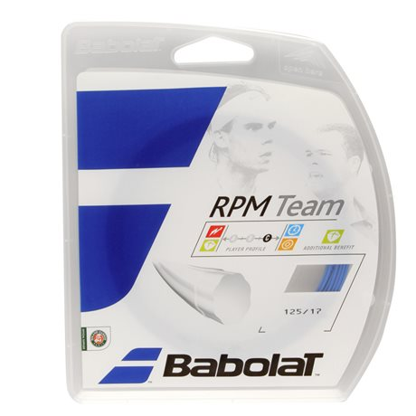 Babolat RPM Team Blue 12m 1,30