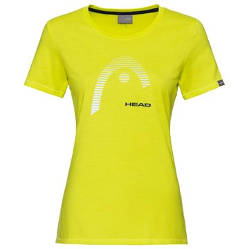 Produkt HEAD Club Lara T-Shirt Women Yellow
