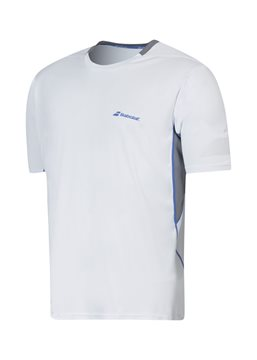 Produkt Babolat Crew Tee Boy Performance White