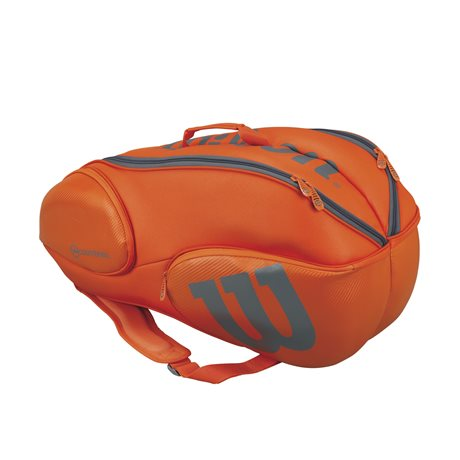 Wilson Vancouver Burn 9 Pack Orange