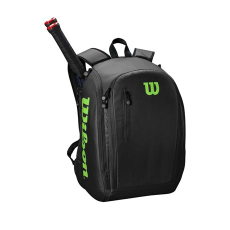 Wilson Tour Backpack Black/Green 2019