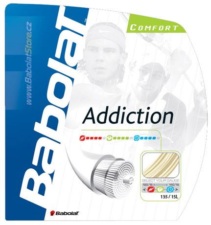 Babolat Addiction 12m 1,35
