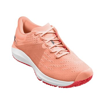 Produkt Wilson Kaos 3.0 All Court Women Tropical Peach/White/Cayenne